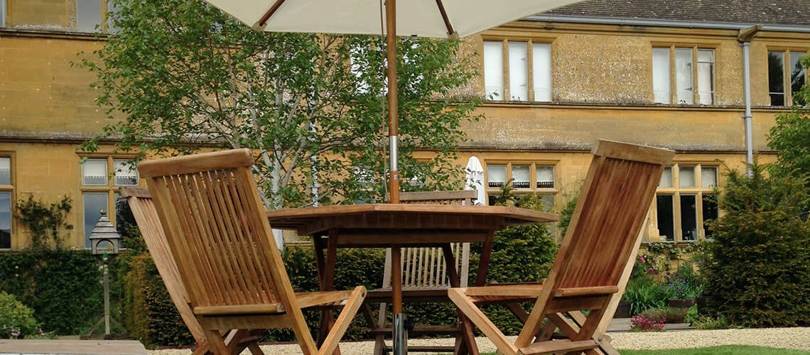 Teak garden set furniture4events for Outdoor furniture hwy 7